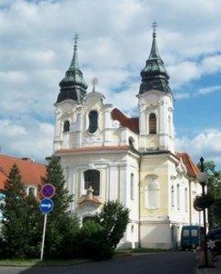 Filiální kostel sv. Jana Nepomuckého