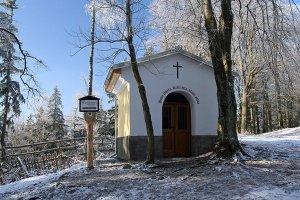 Třemšín - kaple